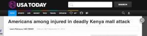 Biased western journalism