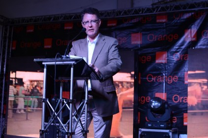 Orange CEO Philipe Launches The 2013 Orange Expo