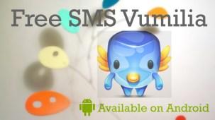 Free-sms-vumilia