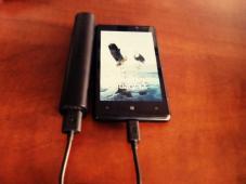 Nokia battery bank