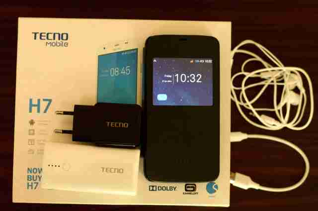 Tecno H7 Review: The most affordable high-performance Quad-core