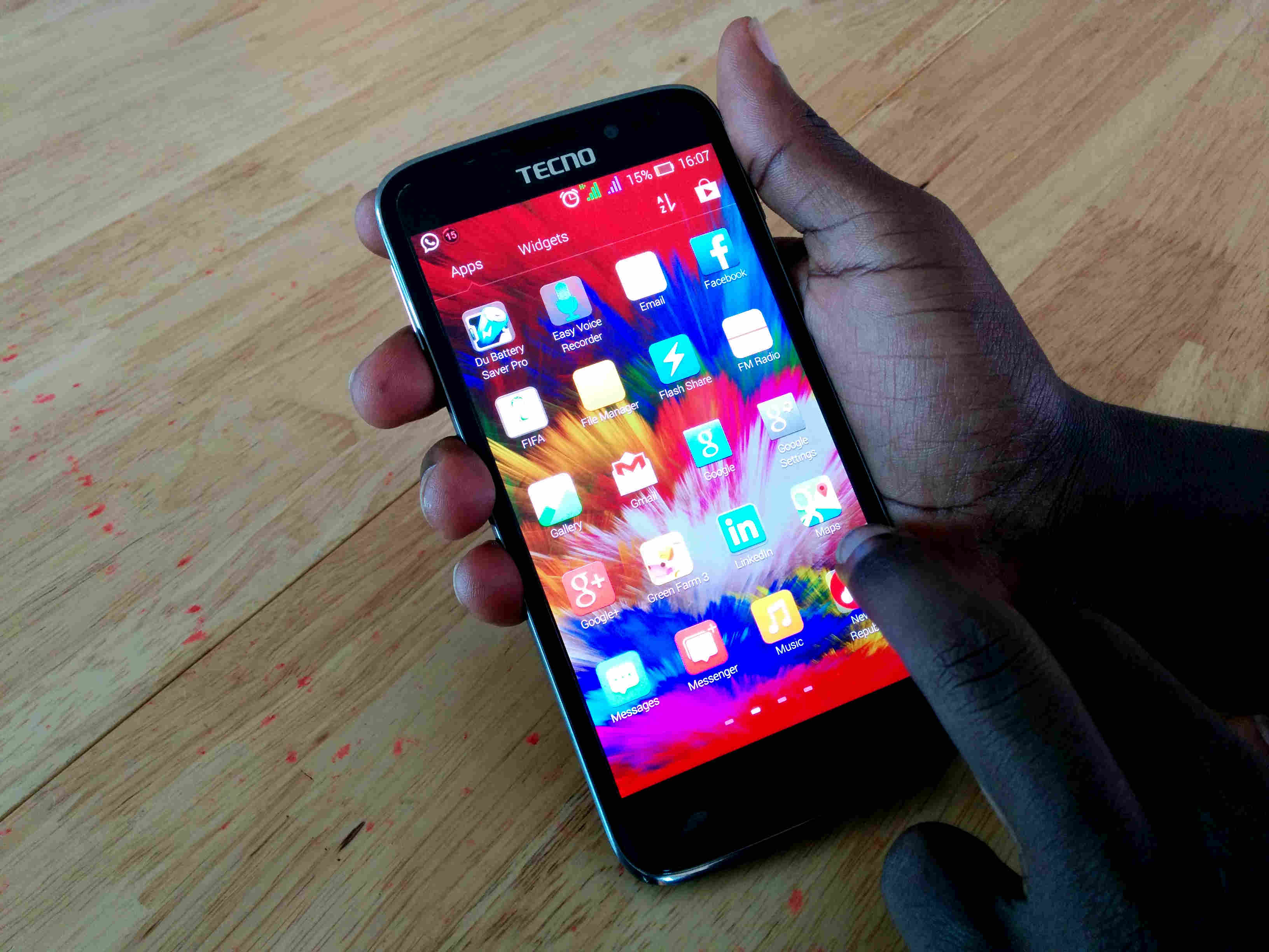 Top 5 Tecno smartphones in Q1 2015 - Dignited