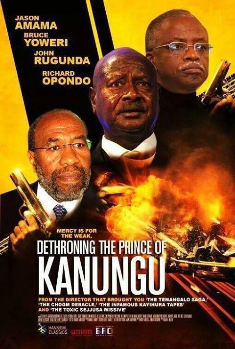 Amama Mbabazi movie cover