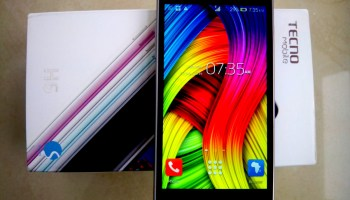 Tecno Y2: An entry level smartphone with a 2800 mAh battery