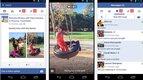 Download Facebook Lite, the lightest and fastest FB App