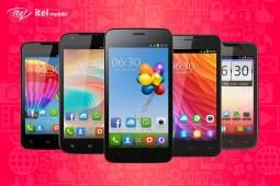 itel mobile phones