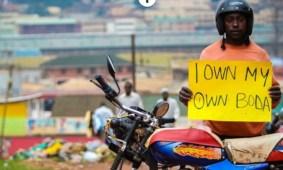 Tugende driven Uganda