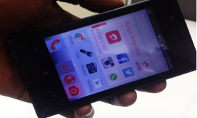 airtel red smartphone