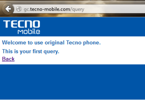 Is my Tecno genuine? Here is how to verify if your Tecno