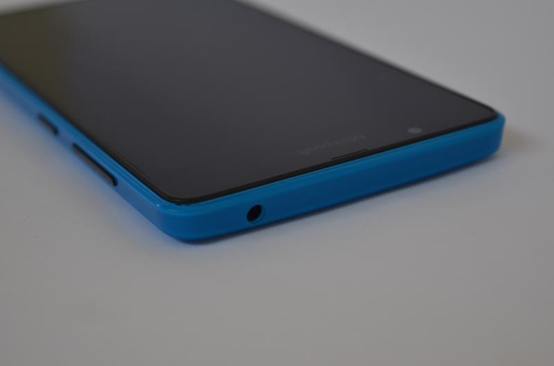 Lumia 540 audio port