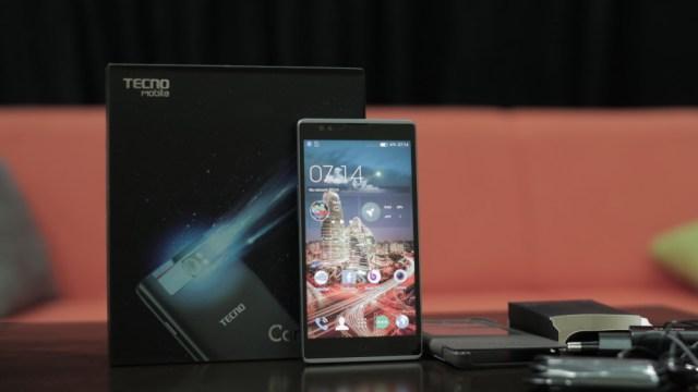 Tecno Camon C8: Tecno releases it's first camera smartphone - Dignited