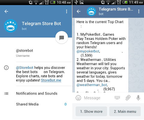 A guide to using Telegram bots - Dignited