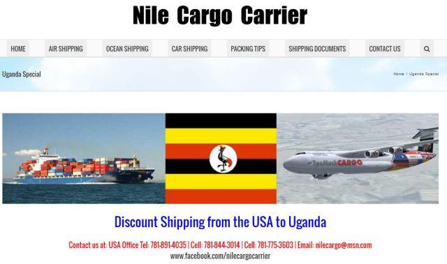 Nile Cargo Shipping