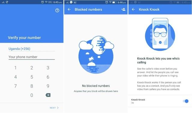 Google Duo Knock Knock