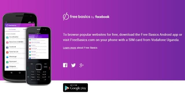 vodafone free basics