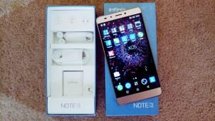 Infinix Note 3