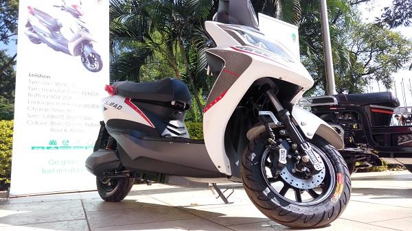 Leishen Electric Motor Bike