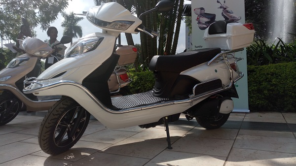 Tuniu Electric Motor Bike