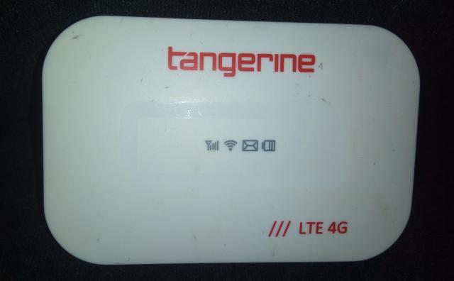 Tangerine MiFi