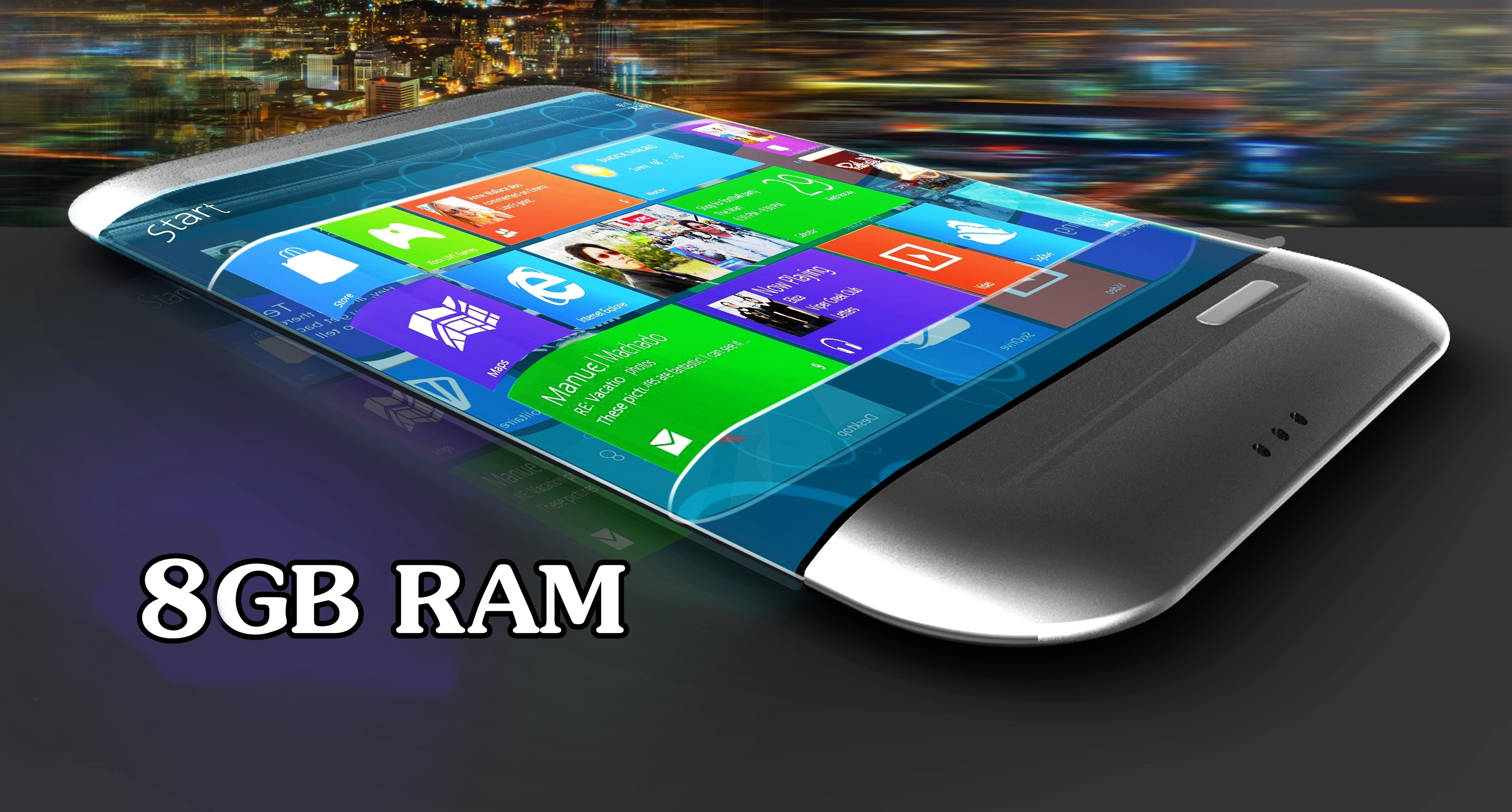 8GB RAM Smartphones of 2017: What you need to know