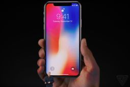 iphone x front