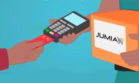 Jumia card on delivery