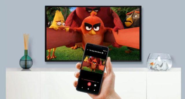 miracast on windows 10 mobile