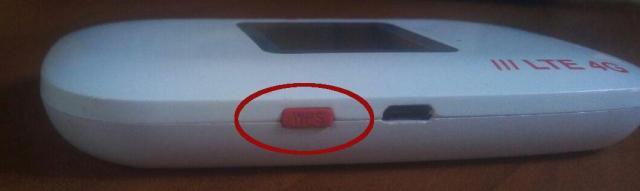 wps button mifi