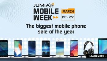 Jumia Nigeria Mobile Week: Top 10 Smartphone deals to look