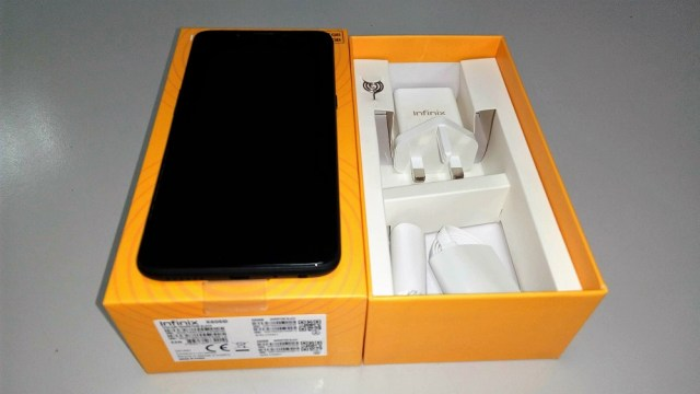 Unboxing Infinix Hot 6 with Face ID: Here are the First