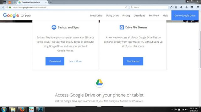 How to Sync folders between your computer and Google Drive