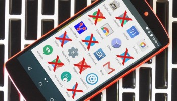 How to freeze apps on android - Dignited