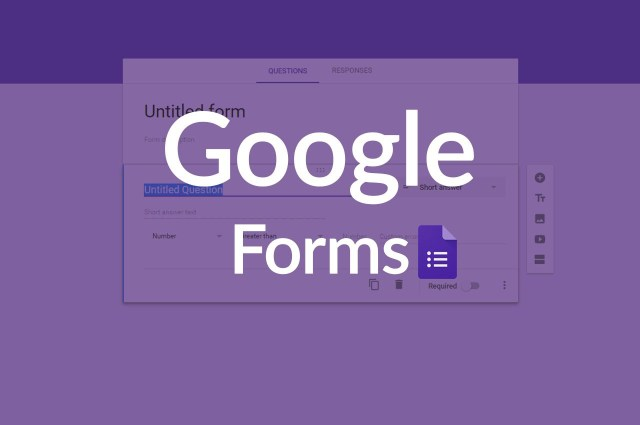 Uses of Google Forms