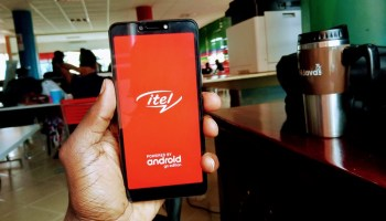 Key Features of the itel P32 - Dignited
