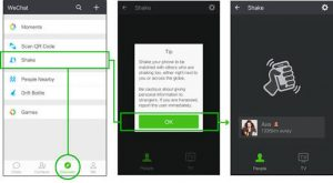 WeChat is Your Best Choice of staying in Touch with Friends in China