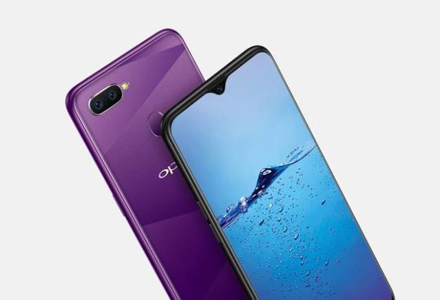 Oppo F9 Officially Launched In Kenya Pre Orders Now Open From Ksh