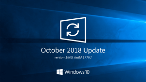 Windows 10 October 2018 update