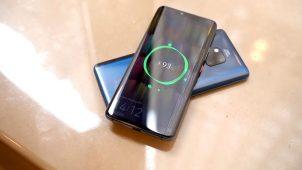 wireless reverse charging