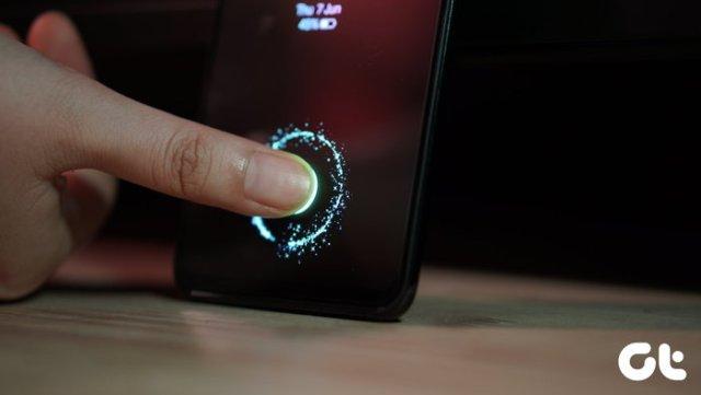 How an In-display Fingerprint Scanner works