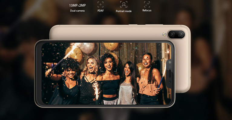 Infinix Hot 6X officially announced with Display Notch and