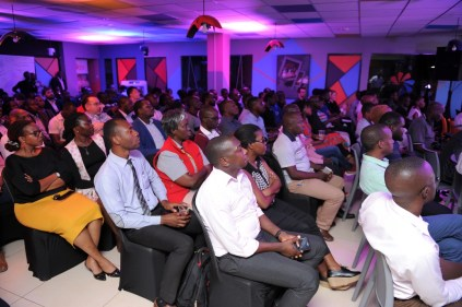 Some of the tech developers that attended the MTN Open API Launch