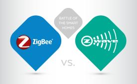ZigBee vs Z-Wave