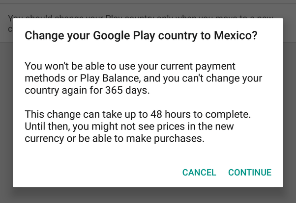Why Some Apps Don't Work in Your Country