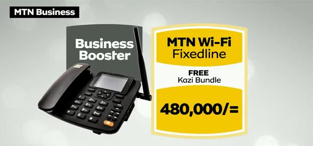 MTN Business packs