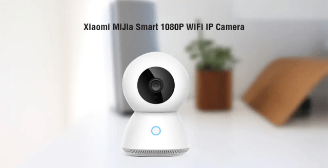WiFi Camera with local storage