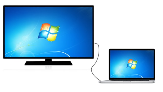 How to use your TV as an external monitor for your computer