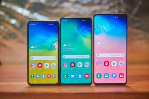 Samsung Galaxy S10, S10 Plus, S10E, and S10 5G; Here are Samsung's 2019 flagships