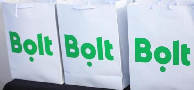 Bolt Taxify rebrand