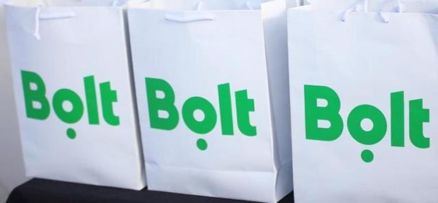 Bolt Taxify rebrand