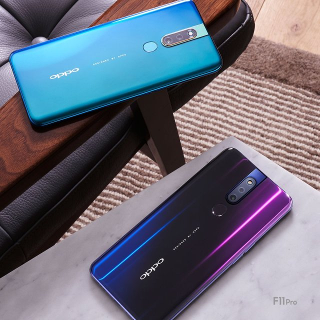 f6169783ac9 Oppo makes entry into Nigeria for the first time with the Oppo F11 Pro and  F11 Pro Marvel Avengers Limited Edition